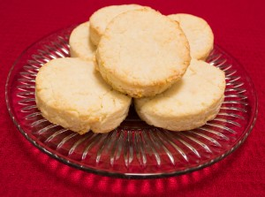Biscuits for Two–Quick and Gluten Free Using the Baking Mix
