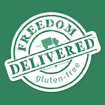 Freedom Delivered logo