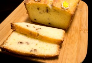 Touch of Lemon Tea Loaf